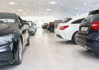 Mercedes Benz – Stafford