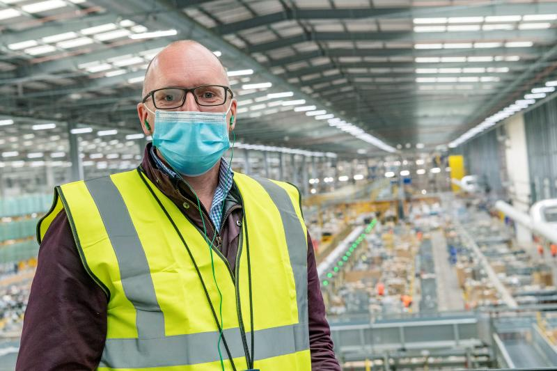 Amazon shows firms its COVID-19 safety measures