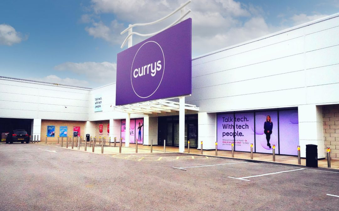 Currys, Linkway Retail Park, Cannock