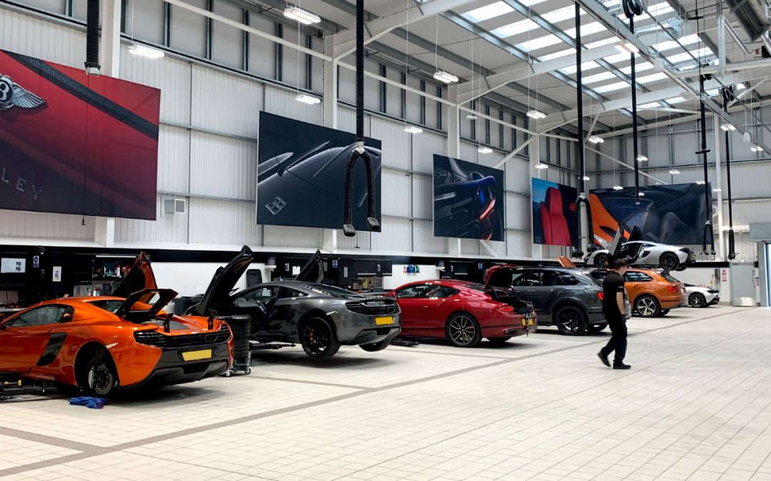 Specialist workshop facility, Cheshire